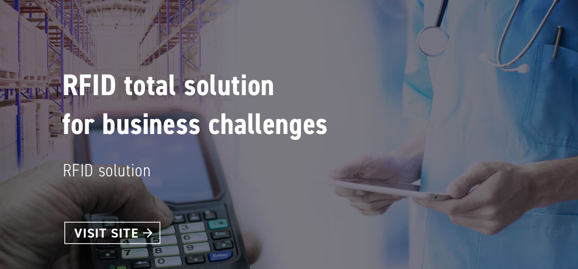 RFID total solution for business challengesRFID total solution for business challenges RFID solution VISIT SITE